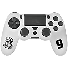 Subsonic Custom Kit en Silicone pour manette PS4 Football 2016 Blanc