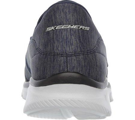 Skechers - Equalizer- Mind Game, Scarpe sportive Uomo Azul