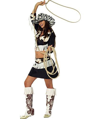 (Unbekannt Stamco- Rodeo Cowgirl - Kostüm für Damen)