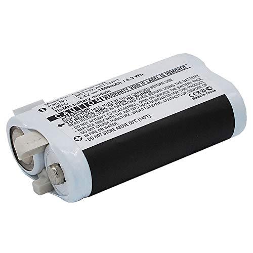 subtel® Qualitäts Akku kompatibel mit Pure Digital Flip Ultra 2nd Gen/Flip Video Ultra/Flip UltraHD Camcorder, PLF423042A1 1800mAh Ersatzakku Batterie 1800 Video