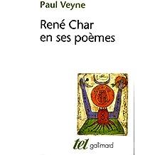 René Char en ses poèmes