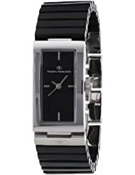 TOM TAILOR Damen-Armbanduhr Analog Quarz Plastik 5408402