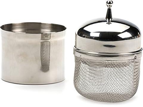 RSVP Endurance Floating Spice Ball Infuser For Soup/Stock/Tea/Cider New