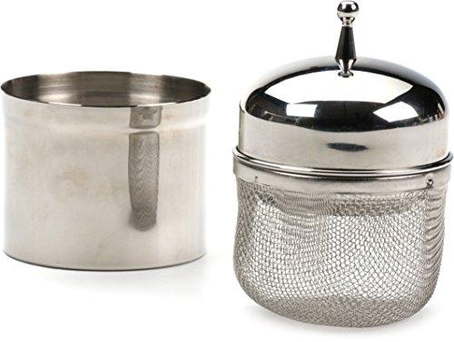 RSVP Endurance Floating Spice Ball Infuser For Soup/Stock/Tea/Cider New Rsvp Endurance Spice