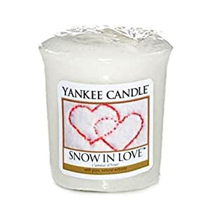 yankee candle housewarmer snow in love sampler duf tkerze 0 049 kg k che haushalt. Black Bedroom Furniture Sets. Home Design Ideas