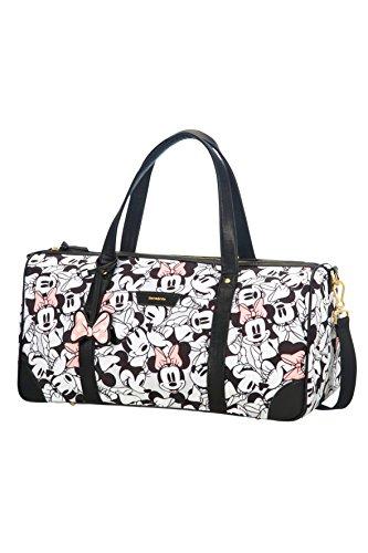 SAMSONITE Disney Forever - Duffle Bolsa de viaje, 52 cm, 32 liters, Varios colores (Minnie Pastel)