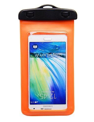 GXS Outdoor Universal Armband Wasserdichte Tasche Fall (verschiedene Farben) - light red