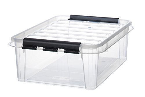 Orthex 3494070 Clipbox Smart Store Classic 24 / 21 L Volumen, transparent