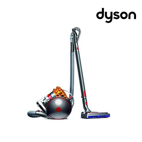 Dyson Cinetic Big Ball Multifloor 2 beutelloser Staubsauger (Inkl. pneumatischer Bodendüse und Kombi-Treppendüse, Konstante Saugleistung auf allen Böden dank Cinetic Technologie)*