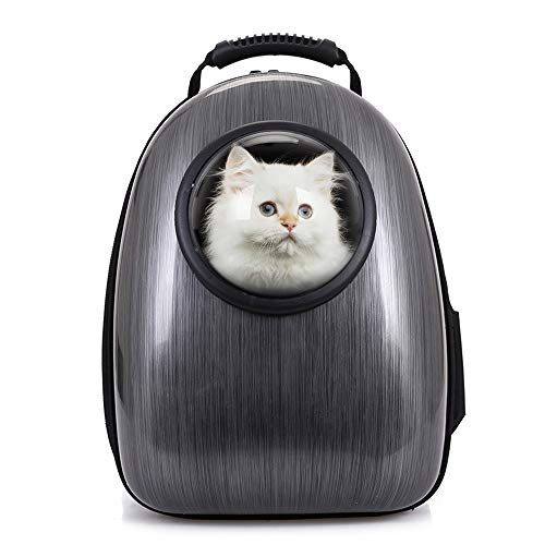 Innovative Patent Bubble Transportboxen Bubble Rucksack Reisen von Fluggesellschaften zugelassen für Katzen und Hunde (Reise Fluggesellschaft)