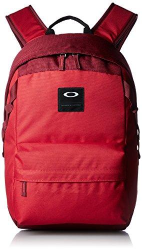 Oakley Holbrook 20L Backpack Rücksack, Red Line, 31.8 x 13.9 x 48.3 cm
