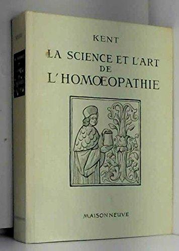 La science et l'art de l'homéopathie