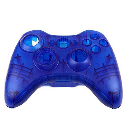 HDE Controller Shell Schutzhülle Ersatz-Kit für Xbox 360W/BUTTON SET, Torx-Schraubendreher, &-Schraubendreher Kreuzschlitz
