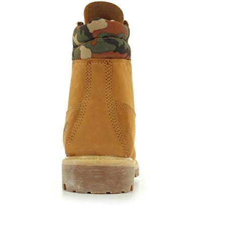 Herren Stiefel 6-Inch Boot Wheat Camel
