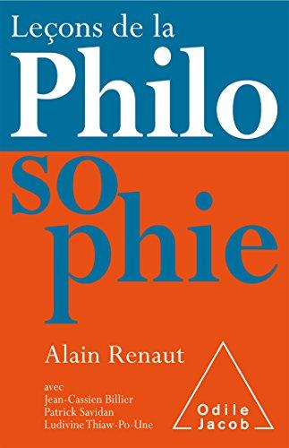 Leçons de la Philosophie par Alain Renaut