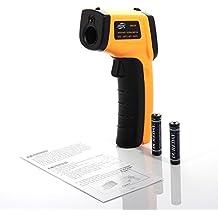 BlueBeach® IR Termómetro digital por infrarrojos de temperatura (-50 ° C a 330 ° C)