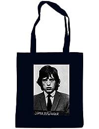 Jagger Mugshot Bag Black