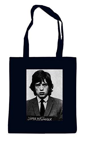 Certified Freak Jagger Mugshot Bag Black -