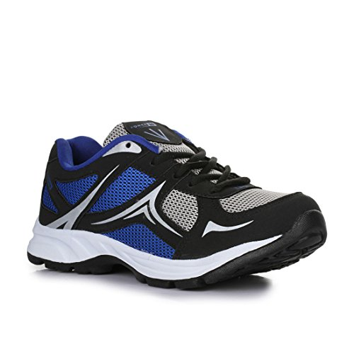 Liberty Force 10 by Black Mens Non-Leather Sports Shoes