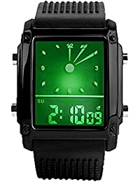 Pappi Boss Digital Black Dial Men's And Boy's Watch-High Defination Watch