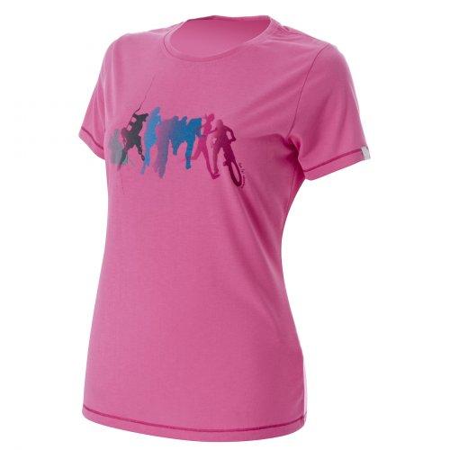 Berghaus Activity Tee Multicolore - Pink(420875N28)