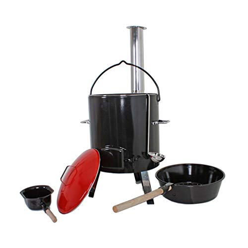 HTI-Living Holzkohlegrill »Grill