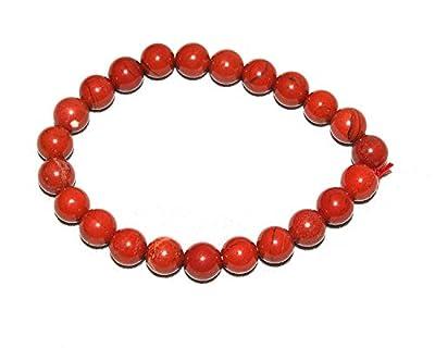 Tibettian Heart - Red Jasper Bracelet - 1 Piece