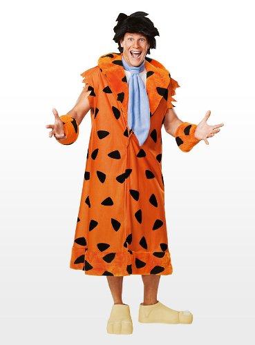 Herren Kostüm Fred Feuerstein The Flintstones,Gr. - Fred Flintstones Kostüm