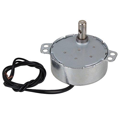BQLZR Synchronmotor AC 220-240V 50/60Hz 4W 5/6 RPM Robust TYC-50 Torque 4KGF.CM -