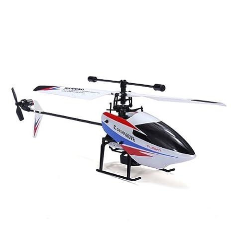 Bluelover WLtoys V911-pro hélicoptère V911-V2 2.4G 4CH RC avec le paquet original