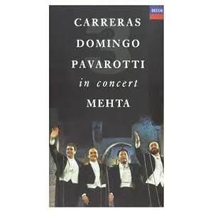 Concert des trois tenors [VHS] [Import anglais]