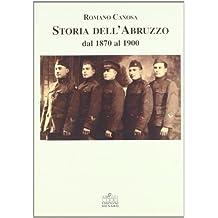 Storia dell'Abruzzo dal 1870 al 1900