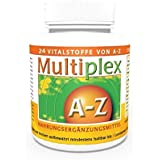 Multivitamines A-Z 100 Comprimés Vita World