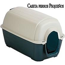 Suministros Infantes CASETA de PLASTICO para Perros y Gatos PEQUEÑOS. Medidas: Largo 70 x