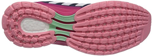 adidasResponse Boost 2 - Scarpe Running Donna mehrfarbig (Rosa / Blanco / Azul marino)