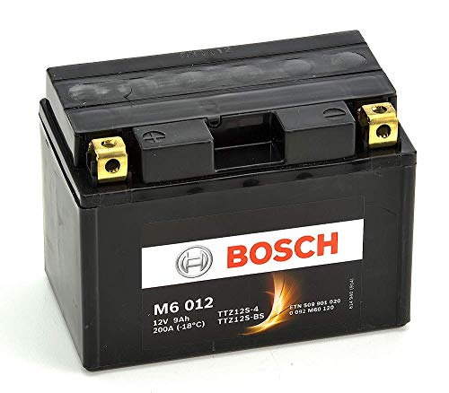 BOSCH 0092M60120 Batterie Moto