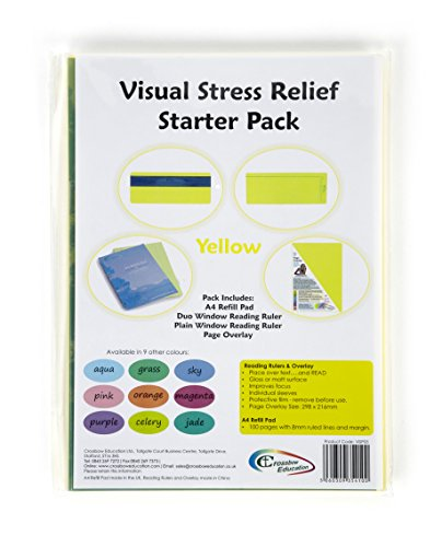 crossbow-education-visual-stress-relief-starter-kit-yellow