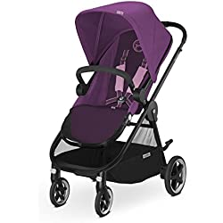 CYBEX Iris M-Air Baby Stroller, Grape Juice by Cybex