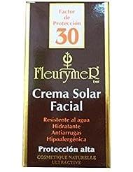 Piscine de Fleurymer Crème solaire visage SPF-30Tube 80ml