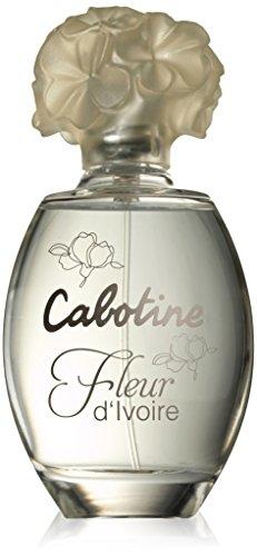 Parfums Gres Cabotine Fleur D'Ivoire, Eau De Toilette, 100 ml