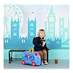 Trunki Paddington Ride-On Suitcase - Blue