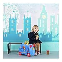 Trunki Paddington Ride-On Suitcase - Blue