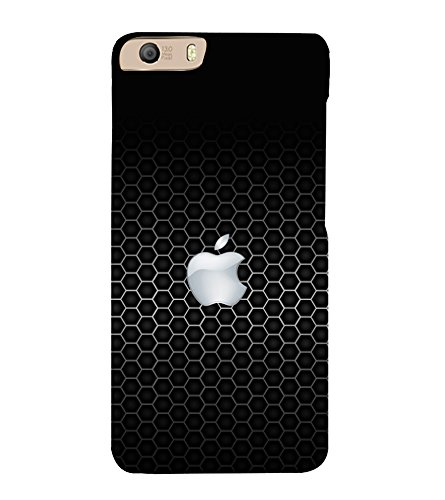 printtech Apple Back Case Cover for Micromax Canvas Knight 2 E471