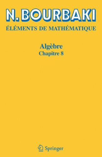 Algebre: Chapitre 8