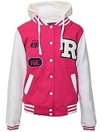 Balingi veste de college américain pour femme BA10283