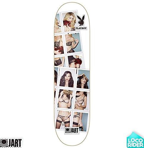 Jart Painting HC Deck Tabla de Skateboard Unisex Adulto