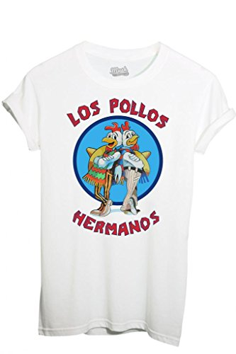 T-shirt los pollos hermanos-film by mush dress your style - donna-s-bianca