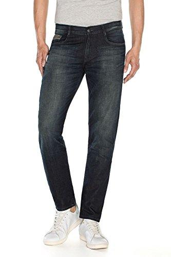 LTB - Jeans - Tapered - Homme Bleu Bleu Bleu - volcano wash (1332)