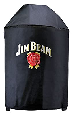 Jim Beam JB0305 Premium-Grillabdeckung für 45,7-47 cm Kugelgrills