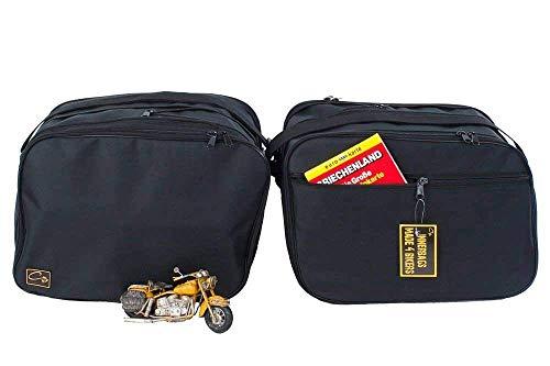 made4bikers: Touring Koffer Innentaschen passend für BMW R1200RT R1200R K1200GT K1300GT